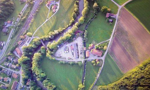 Luftbild Panorama